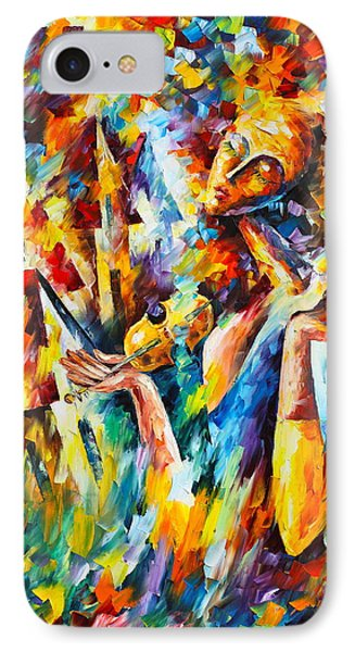Sweet Dreams Phone Case by Leonid Afremov