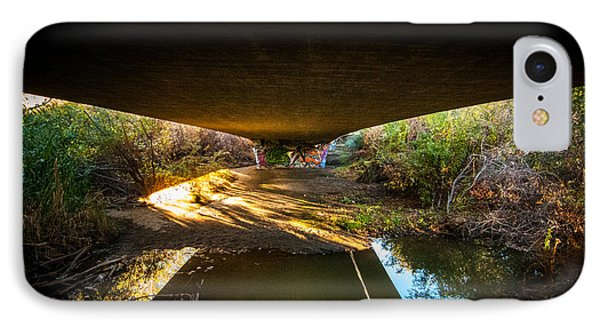 Sweet Water Creek IPhone Case by Mickey Clausen