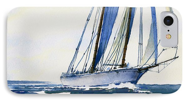 Tall Ship IPhone Case