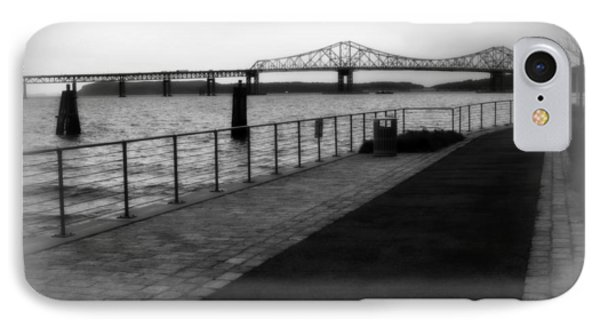 IPhone Case featuring the photograph Tappan Zee Bridge V by Aurelio Zucco