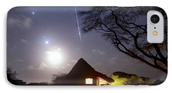 Taurid Meteor Shower IPhone Case