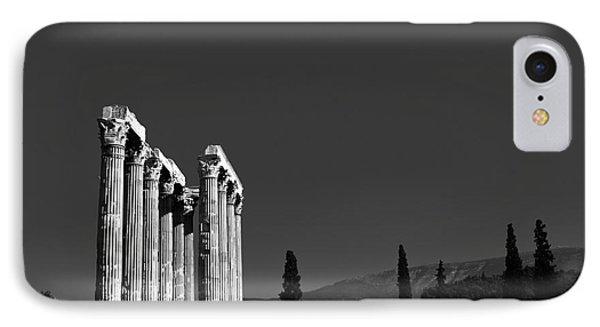 Temple Of Zeus Phone Case by Gabriela Insuratelu