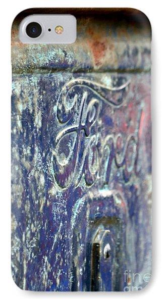 Terra Nova High School IPhone Case by Dean Ferreira