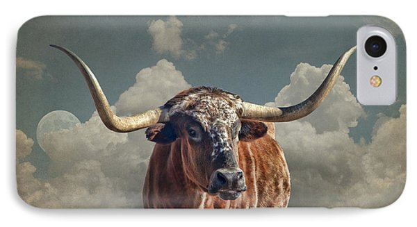 Texas Longhorn IPhone Case