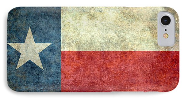 Texas The Lone Star State IPhone Case