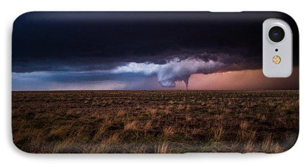 Texas Tornado IPhone Case