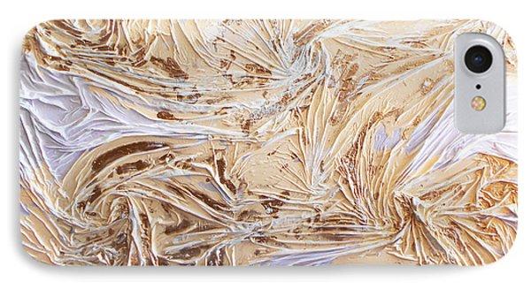 Textured Sunshine IPhone Case by Angela Stout