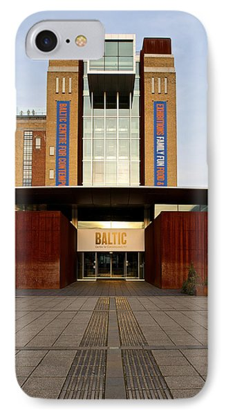 The Baltic - Gateshead Phone Case by Stephen Taylor