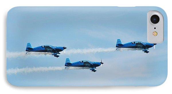 The Blades Aerobatic Team IPhone Case
