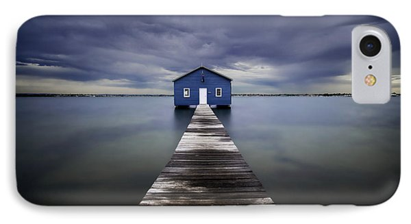 The Blue Boatshed IPhone Case