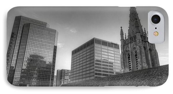 The Cathedral Of St. John The Evangelist IPhone Case by William Ragan