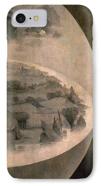 The Creation Of The World IPhone Case by Hieronymus Bosch