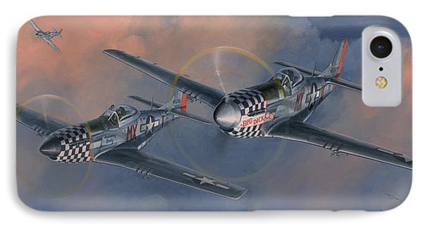 The Duxford Boys Phone Case by Wade Meyers