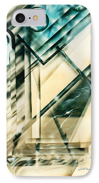 The Eighties IPhone Case by James Christopher Hill