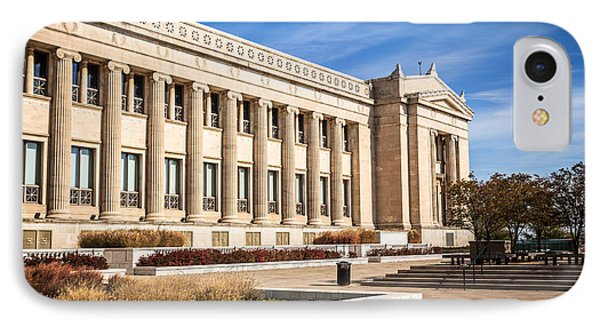 The Field Museum In Chicago Phone Case by Paul Velgos