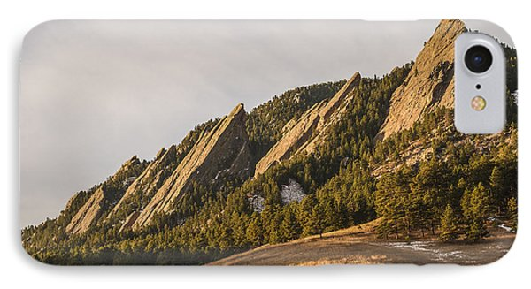 The Flatirons 2 Phone Case by Aaron Spong