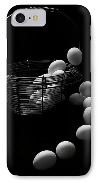 IPhone Case featuring the photograph The Great Eggscape by Jim Garrison