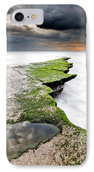 The Green Path Phone Case by Jorge Maia