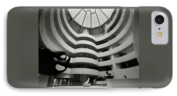 The Guggenheim Museum In New York City IPhone Case