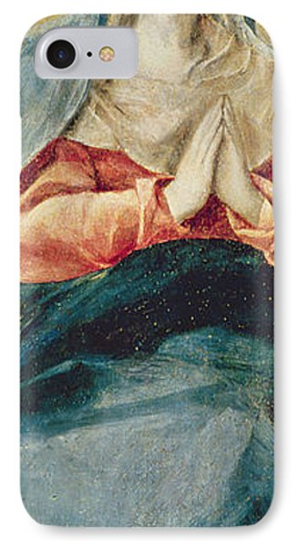 The Immaculate Conception  Phone Case by El Greco Domenico Theotocopuli