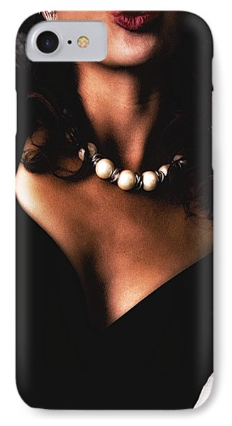 IPhone Case featuring the photograph The  Kiss ... by Chuck Caramella