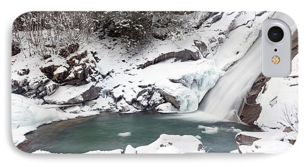 The Krimml Waterfalls In The National IPhone Case