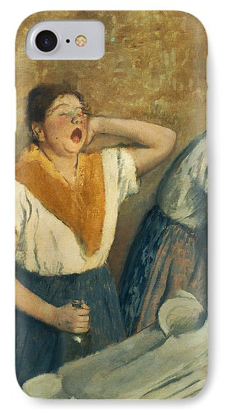 The Laundresses Phone Case by Edgar Degas