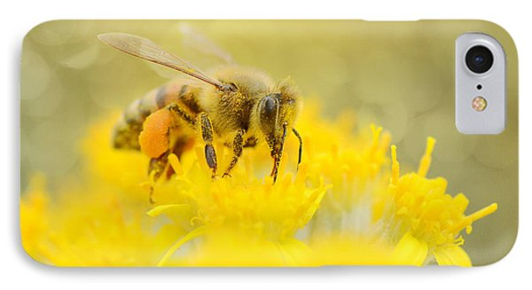 The Pollinator Phone Case by Fraida Gutovich