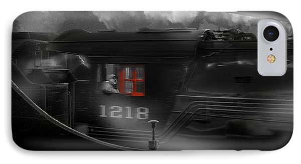 The Race IPhone Case by Mike McGlothlen