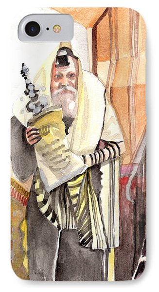 The Rebbe IPhone Case