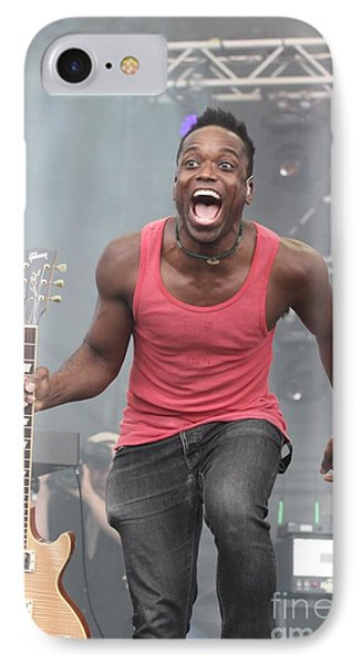 The Roots IPhone Case by Concert Photos