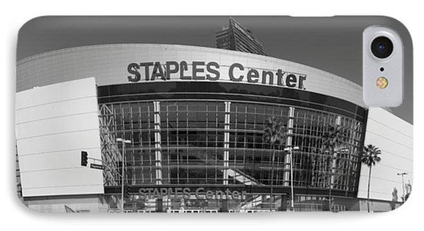 The Staples Center Phone Case by Mountain Dreams