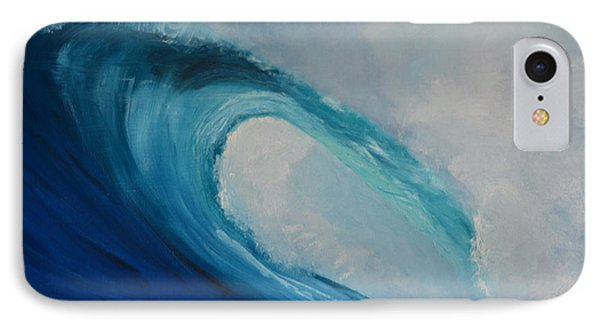 The Surf IPhone Case by Zilpa Van der Gragt