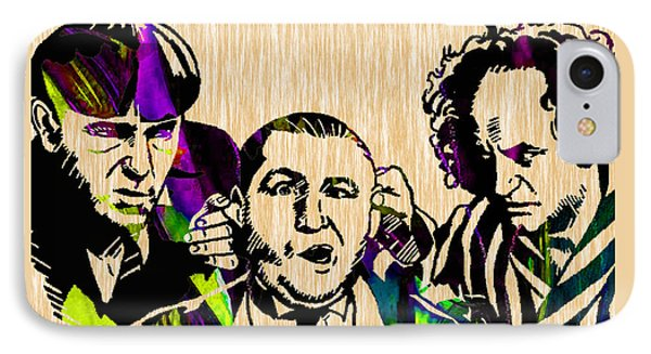 The Three Stooges Collection IPhone Case