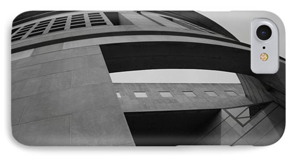 IPhone Case featuring the photograph The United States Holocaust Memorial Museum by Cora Wandel
