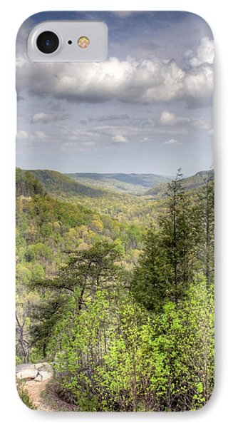 The Valley II IPhone Case by David Troxel
