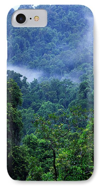 Far North Queensland iPhone 7 Case - Thick, Tropical Rainforest Covered by Paul Dymond