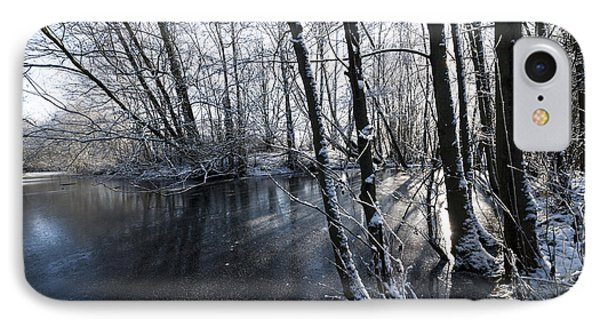 Through The Trees IPhone Case by Svetlana Sewell