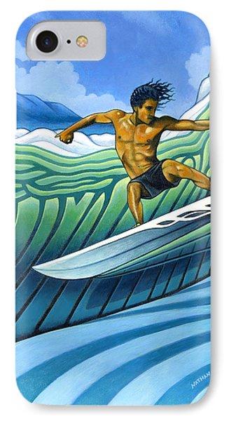 Tico Surfer IPhone Case