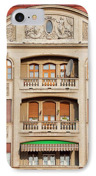 Timisoara In The Banat Of Romania IPhone Case by Martin Zwick