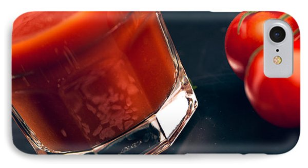 Tomato Juice IPhone Case