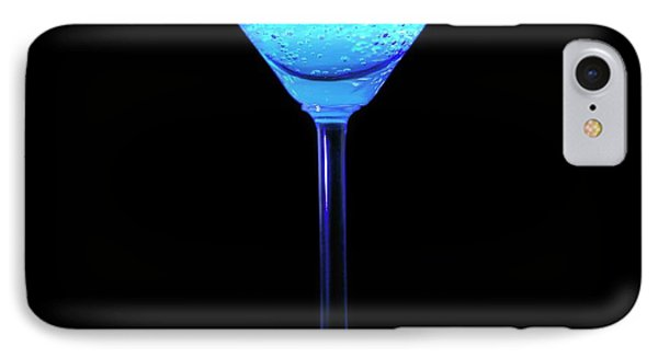 Tonic Water Fluorescing IPhone Case by Science Photo Library