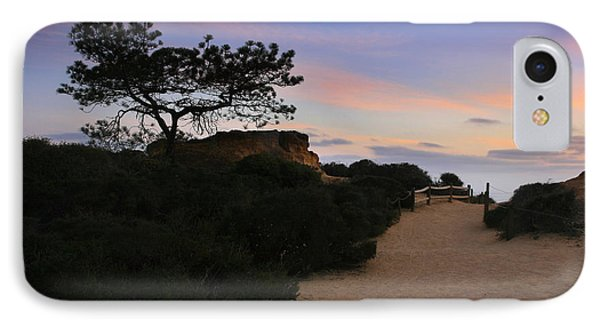 Torrey Pines Trail IPhone Case