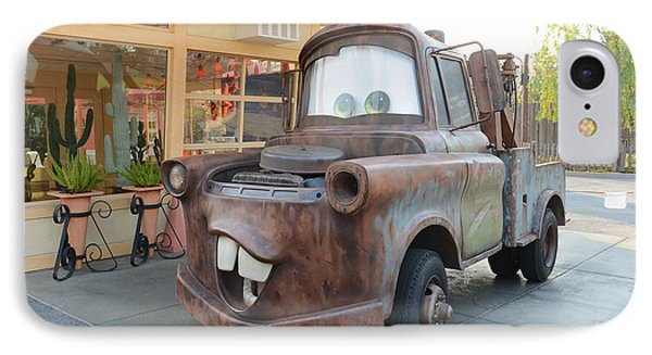 IPhone Case featuring the photograph Tow Mater by Michael Albright