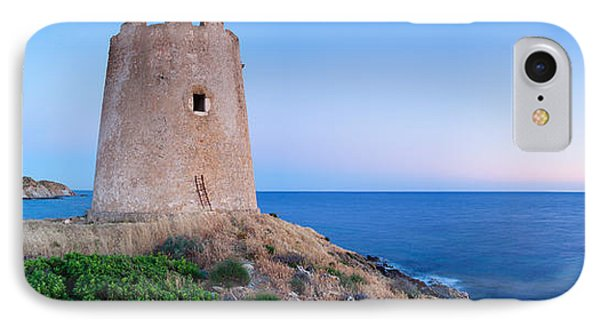 Tower At The Seaside, Saracen Tower IPhone Case