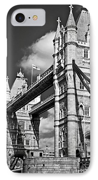 Tower Bridge In London IPhone Case by Elena Elisseeva