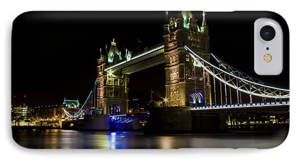Tower Bridge IPhone Case by Martin Newman