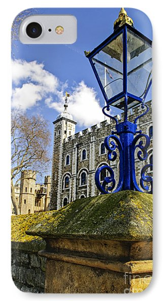 Tower Of London Phone Case by Elena Elisseeva