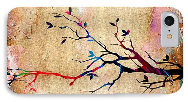 Tree Branch Collection IPhone Case by Marvin Blaine