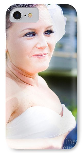True Love Through Tears Of Joy IPhone Case by Jorgo Photography - Wall Art Gallery